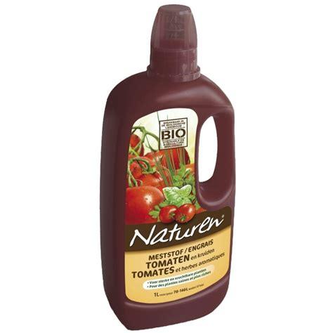 engrais pour tomate et herbes aromatiques 1 l naturen