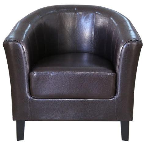 fauteuil cabriolet cuir marron la boutique en ligne fauteuil cabriolet en cuir artificiel marron vidaxl fr