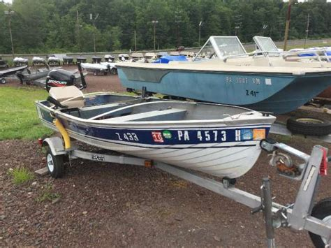 1960 Lone Star Aluminum Boat by Lone Star Boats For Sale