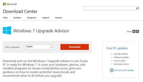 how to upgrade to windows 7 from xp tech advisor
