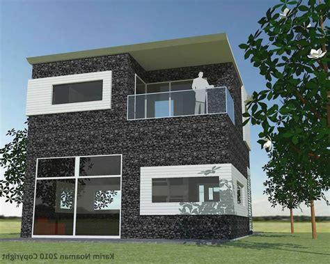 Charmant Exterieur Maison Moderne Avec Maison Design