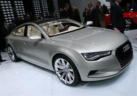 Audi A7 Sportback Concept Photoshoot Video