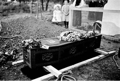 Coffin 1910 Cemetery 1900