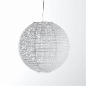 Suspension Boule Japonaise : suspension boule asiatique ~ Voncanada.com Idées de Décoration