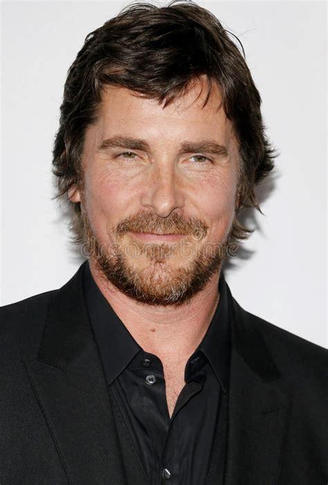 Christian Bale Sibi Blazic Editorial Stock Photo