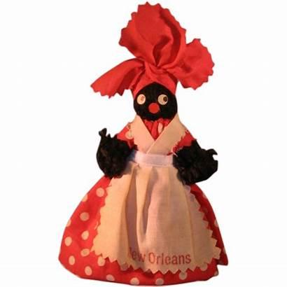 Aunt Jemima Doll Bell Souvenir Orleans Rubylane
