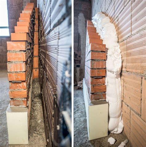 isolante interno isolamento pareti edifici con intercapedine