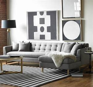L Sofa : designing rooms with an l shaped sofa feng shui interior decor the tao of dana ~ Buech-reservation.com Haus und Dekorationen