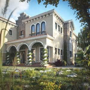 mediterranean home design tuscan inspired villa in dubai idesignarch interior design architecture interior