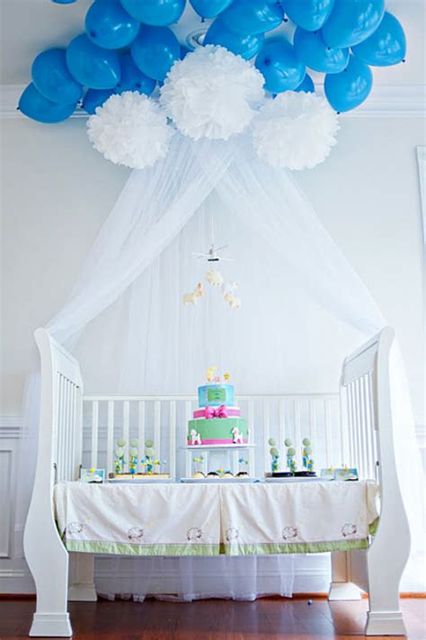 adorable baby shower decoration ideas