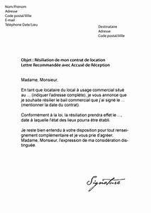 Mon Compte 3 Suisses : exemple de resiliation lettre r siliation appartement jaoloron ~ Nature-et-papiers.com Idées de Décoration