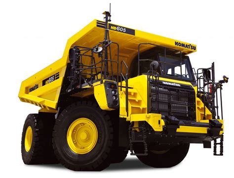 overview   komatsu hd  hd rigid dump trucks