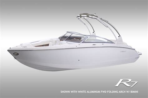 Cobalt Boats Rotating Sun Shade by Design Your Cobalt R7