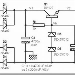 24 volt dc power supply circuit diagram schematic simple With 7809 pin and circuit diagram