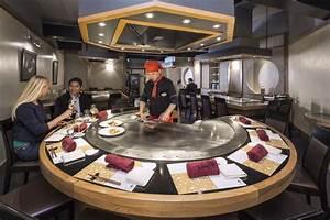 Teppan Yaki Grill : teppanyaki grill hotel nikko d sseldorf restaurant benkay japanese style pinterest ~ Buech-reservation.com Haus und Dekorationen