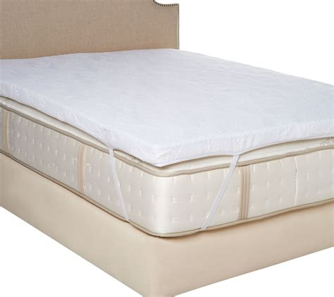 king mattress pad mypillow premium 3 quot calif king mattress topper w gel