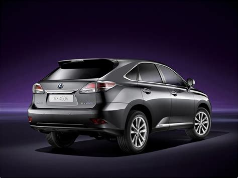 2013 Lexus Rx Hybrid Fwd 4dr Hybrid Specs And Features