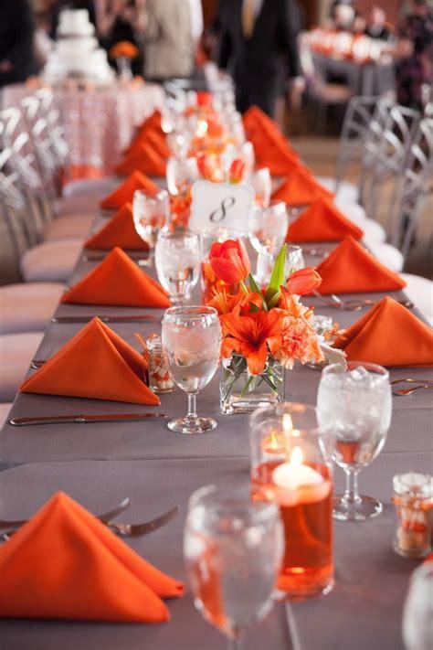 Best 25+ Orange Wedding Decor Ideas On Pinterest  Orange