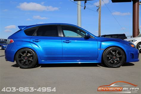 modified subaru impreza hatchback 2010 subaru impreza wrx sti custom built engine only