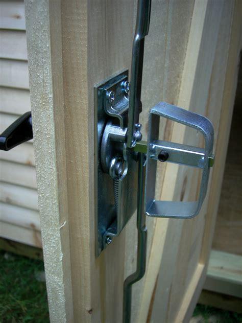 Tuff Shed Door Handle by Door Latch 2 Point Locking Door Latch