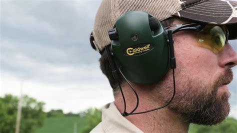 ear protection shooting muffs guide buying earplugs let