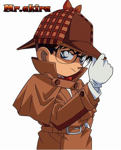 Detective Clipart Dictionary Conan Transparent Anime Webstockreview