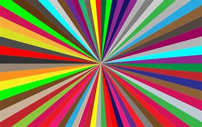 Starburst Colorful Openclipart Clipart Rainbow Background Pride