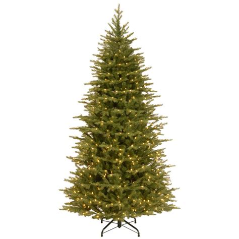 national tree company 7 1 2 ft feel real nordic spruce