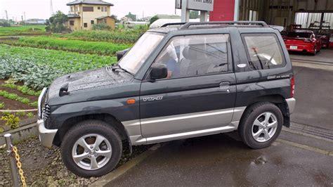 mitsubishi mini mitsubishi pajero mini 2588005