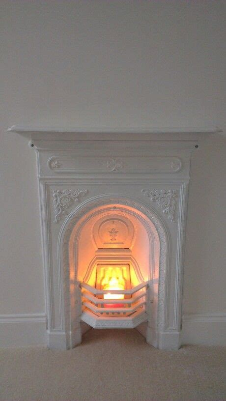 painting cast iron fireplace white painted cast iron fireplace arianna s room house ideas
