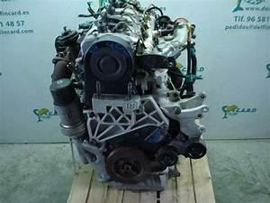 Engine Kia Carens Ii Mpv  Fj  2 0 Crdi