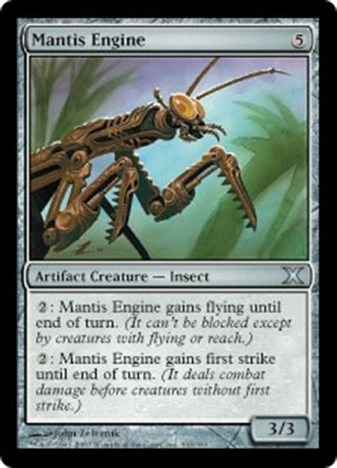 Magic The Gathering Insect Deck by Mantis Engine The Magic The Gathering Wiki Magic The