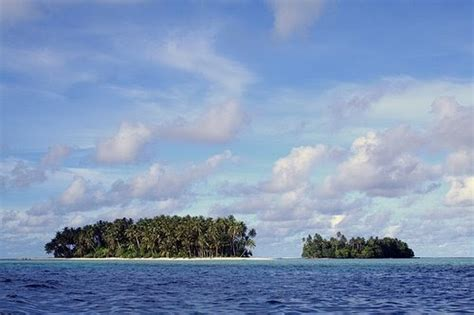 Sinking Islands Papua New Guinea by Fr S Environmental Notes Global Warming Causes The