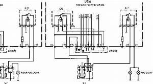 Fog Light Fog Tail Light - Porsche 944 Electrics