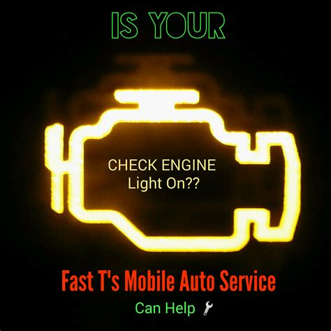 check engine light repair near me fast t 39 s mobile auto service roadside assistance coupons