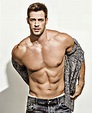 Eye Candy: Model William Levy for People Magazine Espanol ...