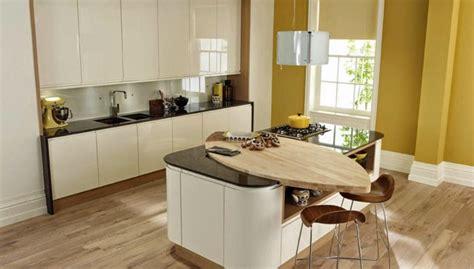 Kitchen Design Ideas With Island - 30 modelos de mesas y barras para cocinas de todos los estilos cocinas con estilo