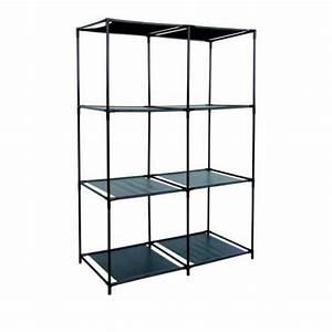 Etagere Pour Chambre : etagere meuble de rangement 6 casiers pour v tement 13 kgs ~ Preciouscoupons.com Idées de Décoration