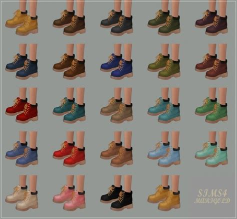 female hiking boots  marigold sims  updates