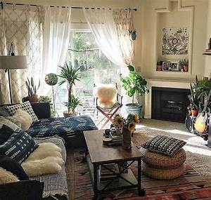 The, Best, And, Stylist, Boho, Chic, Home, And, Apartment, Decor