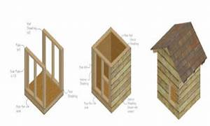 flat roof dog house plans easy dog house plans small easy With flat roof dog house plans