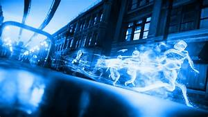 Infamous Second Son Blue Neon Wallpaper 8 by XtremisMaster ...