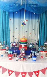 Outer Space Birthday Party Ideas | Photo 2 of 25 | Catch ...