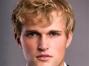 Coiffure Homme Cheveux Bouclés : coiffure homme blond cheveux fins ~ Melissatoandfro.com Idées de Décoration
