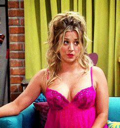33 Hot Gif Of Kaley Cuoco Will Leave You Flabbergasted By ...