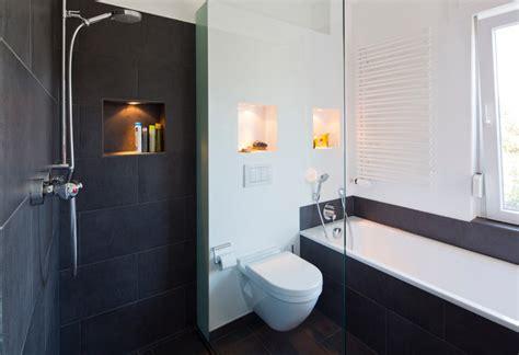 Ideen Für Kleine Bäder Gäste Wc Mit Dusche