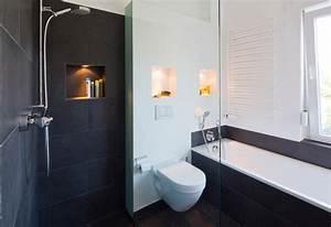 Badezimmer Ideen Für Kleine Bäder : ideen f r kleine b der g ste wc mit dusche ~ Indierocktalk.com Haus und Dekorationen