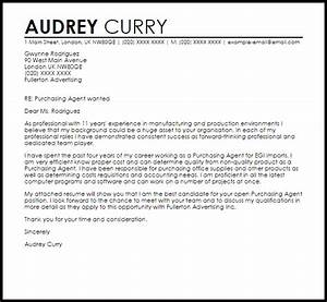 cover letter for purchasing manager - purchasing agent cover letter sample cover letter
