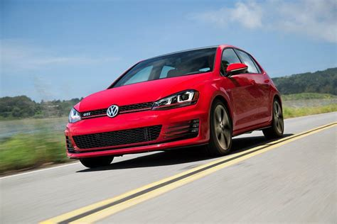 2016 Volkswagen Golf Gti Autobahn Review