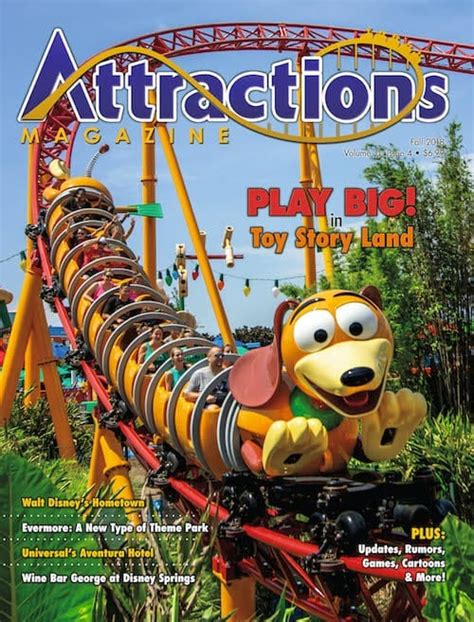 Fall 2018 Issue Of 'attractions Magazine' Now Available